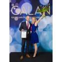 Korshags vinnare av Årets marknadsförare i Halland
