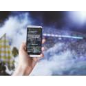 Brandwork och BK Häcken skapar digitalt 75 års-jubileum