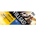 Full gas med vildare hästkrafter - motorsport på ÅbyTravet