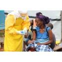 IKEA Foundation stöttar Läkare Utan Gränsers kamp mot ebola med drygt 45 miljoner