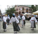 Rekordmånga europeiska folkdansare och musiker till Helsingborg i sommar.