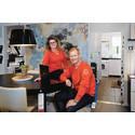 Mälarenergi firar inflyttning på IKEA med miljösmarta tips för det hållbara hemmet.