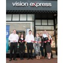 Teen eye cancer survivor helps reopen Vision Express Worthing store
