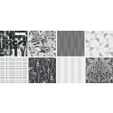 Black & White, en ny kontrastrik kollektion från ECO Wallpaper