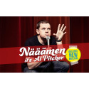 """""""Nääämen it's Al Pitcher's"""" segertåg genom Sverige närmar sig upploppet"""
