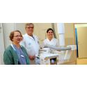 Snabbare undersökningar i nytt röntgenlabb