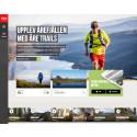 Åre Trails - en digital guide och realtidsstyrd 3D-karta
