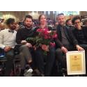 RFSL Newcomers har tilldelats Jörn Svensson-priset
