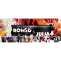 Publik- och kritikersuccén Romeo & Julia på moment:teater i december