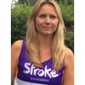 Morpeth stroke survivor goes the extra mile for the Stroke Association