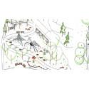 Ny aktivitetspark i Floda framröstad av elever - Tyréns förslag vann överlägset