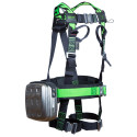 Miller H-Design confined space harness