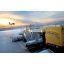 Towed Jet Sweeper - Aebi Schmidt hos Swedavia