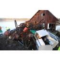 Nu rensas Skaraborgs lantbruk från farligt avfall och skrot