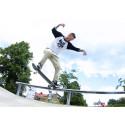 Pressinbjudan – Invigning av Örebro Skatepark lockar skateeliten