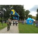 Veteranmarschen kommer till Enköping och Bålsta