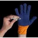 Sperianin ainutlaatuinen käsine suojaa neulanpistoilta