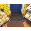 Op Batmobile - Shop floor mats concealing hiding place NW04/15