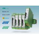 Netværkskompatible hybride motorstartere
