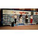 Turkish Open Taekwondo Tina Skaar
