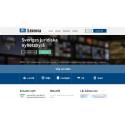 Nyhetsbyrån Blendow Lexnova lanserar ny hemsida