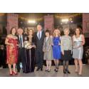 Hæder til excellente forskere i L'Oréal-UNESCO For Women in Science programmet