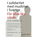 I solidaritet med muslimer i Sverige