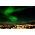 Nordlyset får norsk turisme til at blomstre