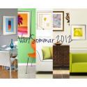 Konsttrender vår/sommar 2012 med förhandsvisning av Easyarts nya samlingar.