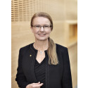 Karin Markides, President and CEO of Chalmers University of Technology