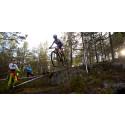 Gunn-Rita sykler for kongepokal i Oslo