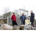 PRESSINBJUDAN: Invigning av miljöanpassad vattenkraftstation