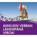 Viron suosio jatkaa kasvuaan – maa osallistuu Matka 2015 -messuille useiden näytteilleasettajien voimin