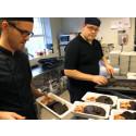 Första kommunala kök- och restaurangerna KRAV-certifierade.
