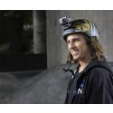 Garmin® præsenterer sponsoraftale med den professionelle skiløber og  to gange guldvinder af X Games Henrik Harlaut
