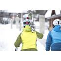 I Hemsedal kan man nu stå på ski fra fjeldet og ned til centrum