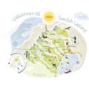 Banbrytande samhandling mellan 16 kommuner och 2 län genom 47 aktiviteter i gemensam strukturfondsansökan för ökad tillväxt i besöksnäringen