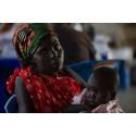 Stor oro över barns situation i Sydsudan