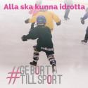TV4 kommer till Sundsvall och samlar in sportutrustning så att alla kan idrotta