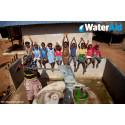 WaterAid – främst inom vatten och sanitet enligt global rankning