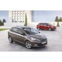 Uudet Ford C-MAX ja Grand C-MAX tuovat aktiivisille perheille parempaa polttoainetehokkuutta, teknologiaa ja matkustusmukavuutta