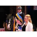 Prins Carl Philips pris flyttar in på Friends Arena