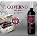 San Polo lanserar Governo - Toscanas svar på Ripasso!