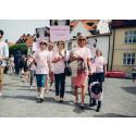 Rätt till bröst - BROs rosa röst i Almedalen