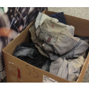 L.Brador gives a second life to used workwear – donates work trousers to the Balkans
