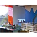 Fira ett års framgångssaga med Kista bibliotek