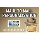 Maul to mall personalisation