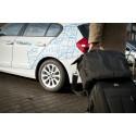 EasyPark automatiserar parkeringen för DriveNow