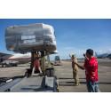 Logistikeksperter indsat i hjælpearbejdet efter tyfonen Haiyan