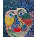 Biennale of Chianciano. This weekend Mas.s will showcase his art in the Tuscany.